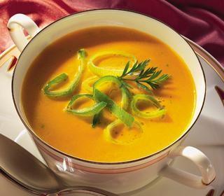 sütlü havuç çorbası tarifi